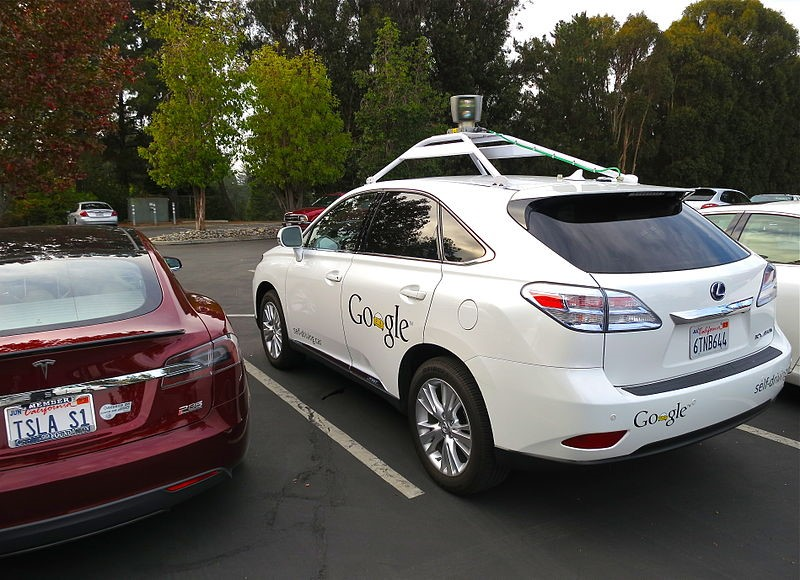 Autonomous Cars Already on Autopilot