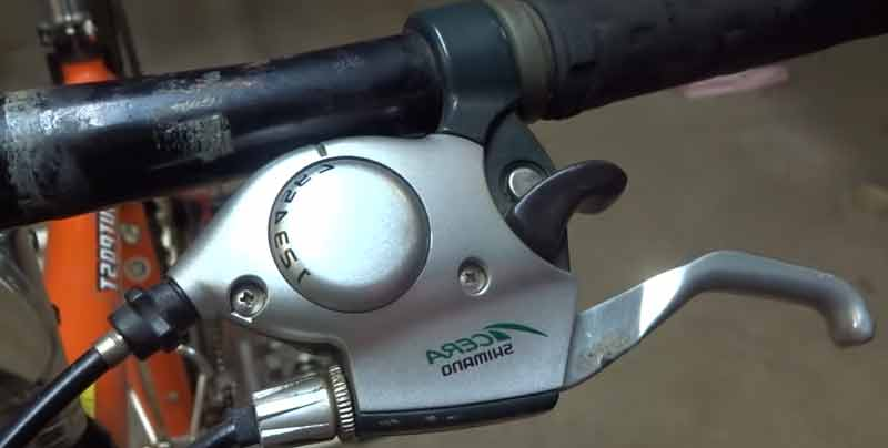 Replace Bicycle Shift Cable