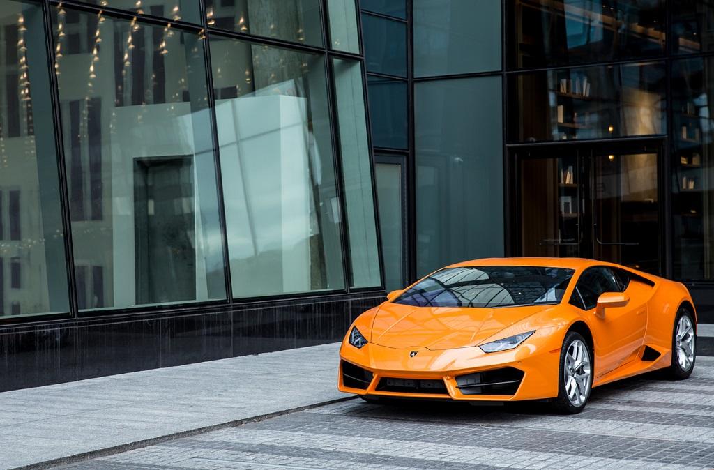 Exotic Luxury Car